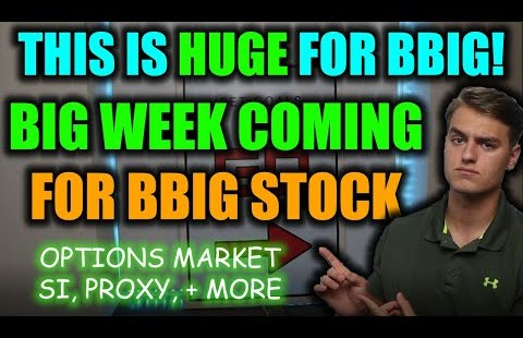 VERY IMPORTANT BBIG STOCK UPDATE! Are You READY For This Week? BIG Inventory Evaluation + Impress Prediction