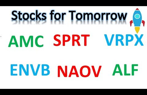 Shares for The next day to come 🔥 #AMC #SPRT #NAOV #ALF #ENVB #VRPX #SESN 🔥 Lets abolish money! Tag analysis!