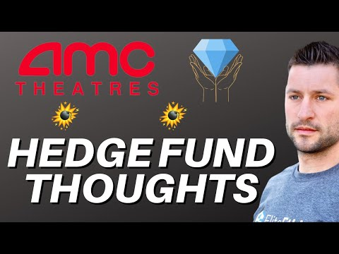 AMC STOCK UPDATE – WHAT ARE THE HEDGIES DOING RIGHT NOW