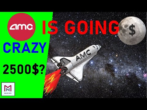 AMC Stock Going To the moon 🚀? | Things are getting CRAZY | AMC update
