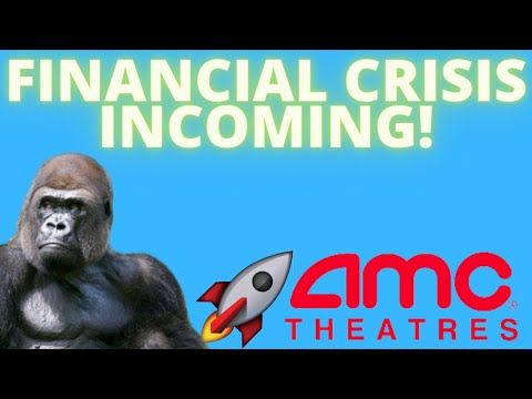 AMC STOCK: BANK OF AMERICA GOING ALL IN! – FINANCIAL CRISIS INCOMING! – (Amc Stock Diagnosis)