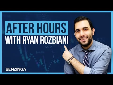 PTON and LCID are Tanking | SPRT to the MOON! | After Hours with Ryan Rozbiani