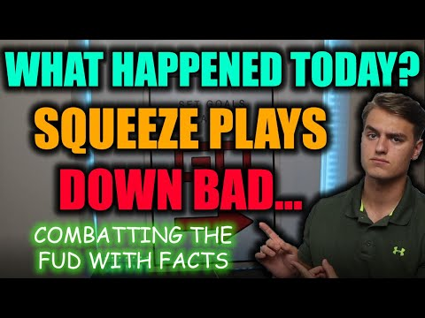 IMPORTANT SQUEEZE STOCK UPDATE! WHAT HAPPENED TODAY!? This Is Critical to Know For This Week…