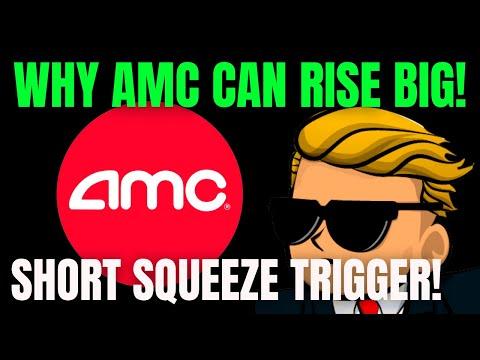 AMC STOCK 🔥 WHY AMC CAN RISE TOMORROW & IMPORTANT DATA LEAKED! SHORT SQUEEZE UPDATE!