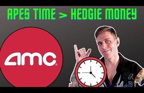 AMC Stock – Apes include more time than they've money