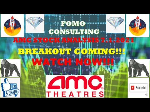 #amc #amcstock FOMO CONSULTING AMC STOCK BREAKOUT COMING!!! WE ARE WINNING!!! WATCH NOW!!!