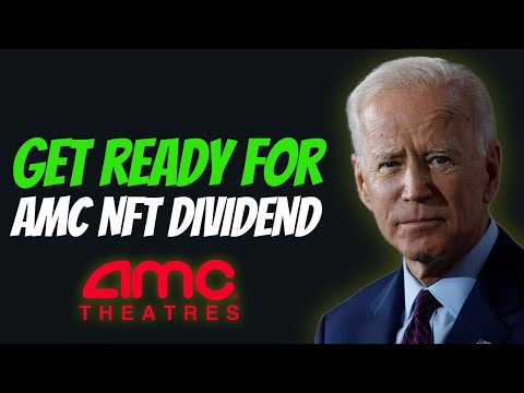 AMC STOCK 🔥 Banks Are Preparing For The MOASS!   AMC NFT Dividend Being Issued (AMC Instant Squeeze)