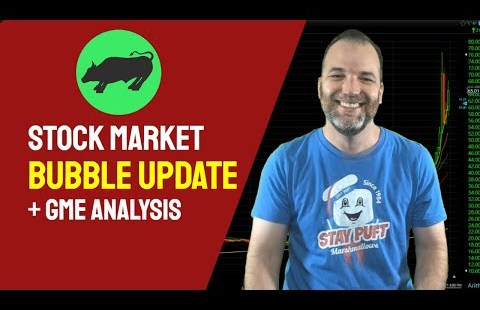 Inventory Market Bubble Substitute | GME Short Squeeze + Inventory Forecast