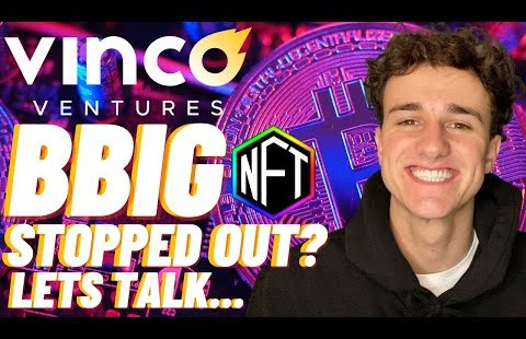 LETS TALK ABOUT WILL MEADE SELLING HIS BBIG… MY THOUGHTS… BBIG UPDATE