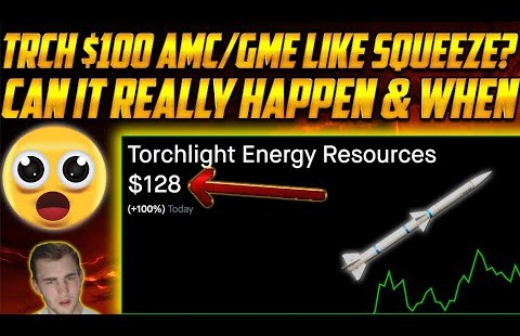 TRCH Stock PROOF Torchlight Brief Squeeze is VIABLE🤯 CEO Squeeze? Replace!