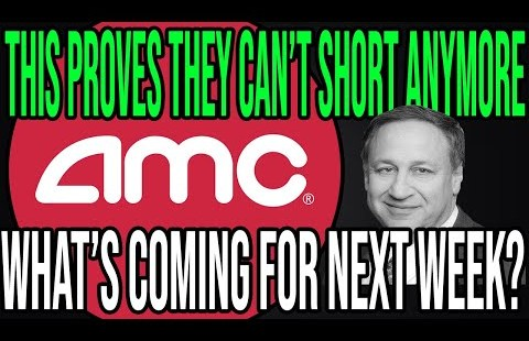 AMC STOCK 🔥 EXPLANATION OF HOW AND WHY SHORTS ARE DROPPING THE PRICE! THIS IS HUGE FOR NEXT WEEK!