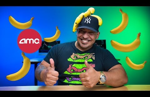 AMC STOCK   We Are Getting Ready To Scuttle Bananas , You Ready ?