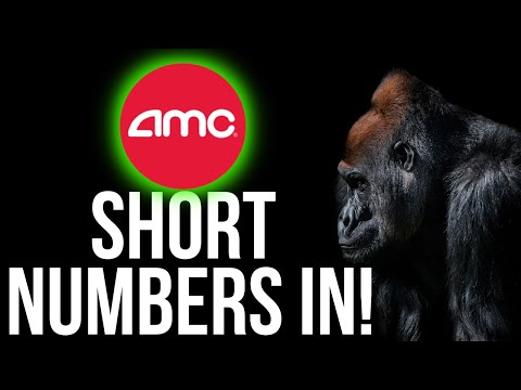 WE HAVE THE SOLUTION FOR AMC STOCK! 😱PLUS HUGE SHORT NUMBERS WHAT DOES THIS MEAN🔥?!!?!