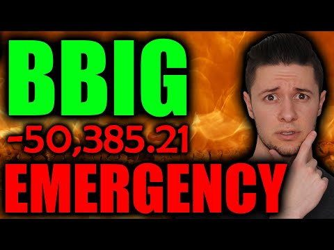 BBIG Stock THIS is URGENT | HAPPENING NOW