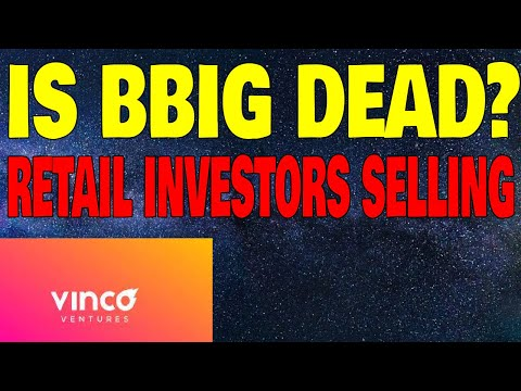 HAVE RETAIL INVESTORS GIVEN UP ON BBIG STOCK? IMPORTANT NEWS!