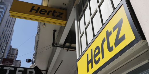 Hertz Searches for a New CEO After Bankruptcy