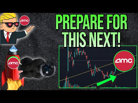 🚀 WOW! END IS IN SIGHT FOR AMC STOCK! SQUEEZE INCOMING!