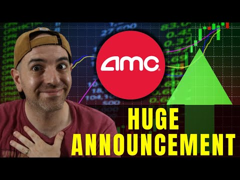 Carry out no longer Quit Your Job Good But [Maybe Soon] + HUGE Announcement! #AMC   AMC STOCK