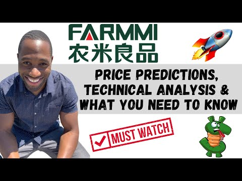FAMI STOCK (Farmmi) | Designate Predictions | Technical Evaluation | AND What You Need To Know!