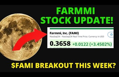 FARMMI STOCK UPDATE! WILL $FAMI HAVE ANOTHER BREAKOUT THIS WEEK?