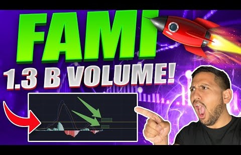 WHAT HAS TO HAPPEN!?   FAMI Stock Chart Technical Diagnosis & Label Predictions Replace!