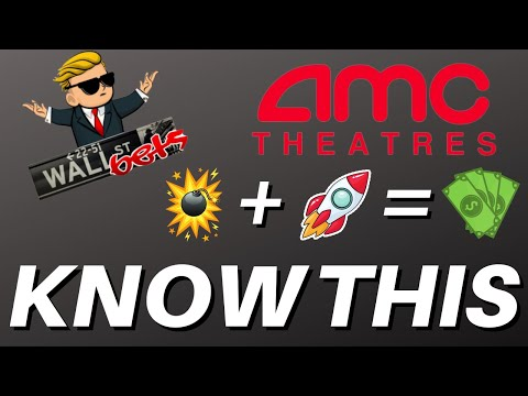MUST KNOW THIS IF YOU HOLD AMC STOCK!
