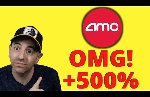 AMC STOCK – Final time this came about AMC went up 500%