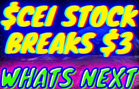WALLSTREETBETS💺'$CEI STOCK Breaks $3 Whats Subsequent (How To Turn 1K Into 100k In 15 Trades Or Much less)