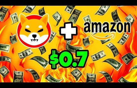 SHIBA INU COIN PARTNERSHIP UPDATE 🔥 AMAZON TO ACCEPT AS PAYMENT METHOD 🚨 SHIBA INU PRICE PREDICTION