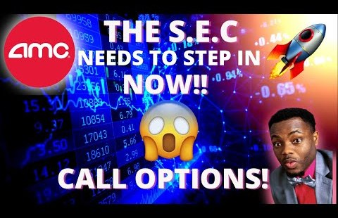 AMC Inventory – Call Alternate suggestions   SEC STEP IN NOW!!! 🤯