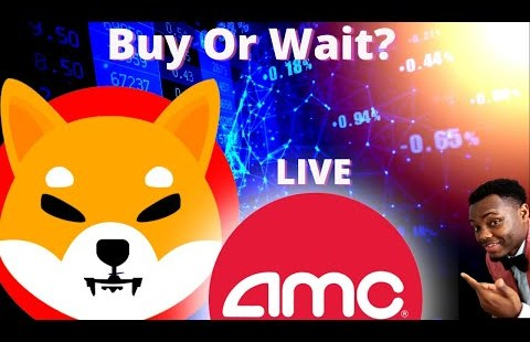 SHIBA INU X AMC – LIVE! + Simplest Stocks to Rob NOW! 🔥 🔥🔥 October seventh, 2021