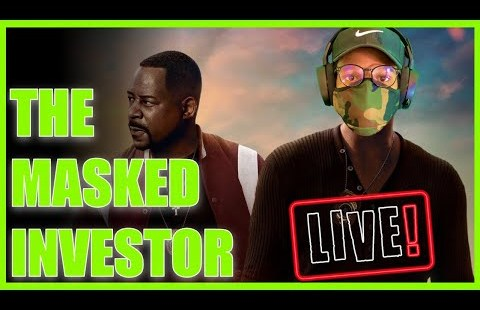 TMI LIVE🚀| MID-DAY STREAM with THE MASKED INVESTOR