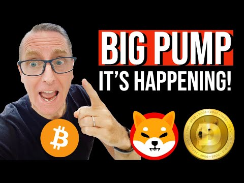 DOGECOIN BIG PUMP!! IT'S HAPPENING!!  WHY SO MUCH FAKE NEWS? LATEST BREAKING NEWS, UPDATES & PRICES