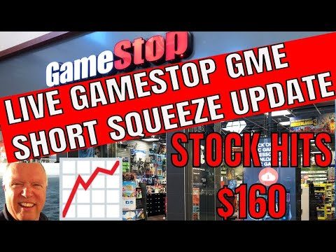 Are residing GameStop GME Short Squeeze News And Updates With Stock Markets With Bruce 130pm et