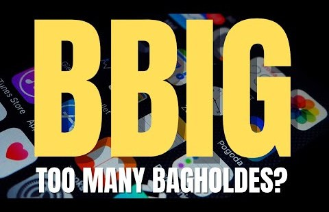 BBIG Stock Prognosis, Vinco Ventures, BEAR Trap Or Too Many Bagholders?