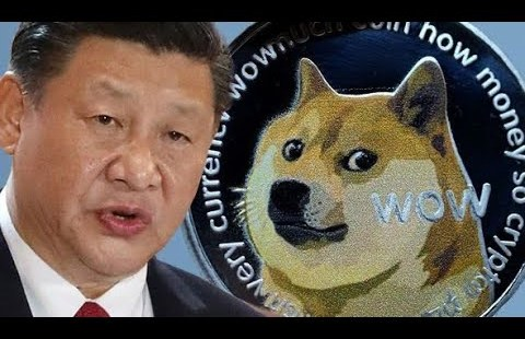 China About To Ship Dogecoin SOARING ⚠️
