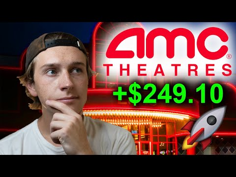 AMC Will DOMINATE The Market (Short Squeeze)