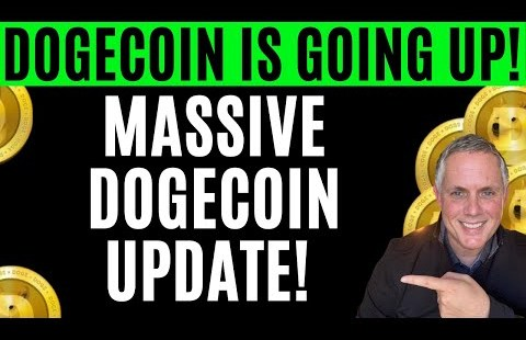 DOGECOIN – MASSIVE UPDATE! DOGECOIN IS RISING! FIND OUT WHY!