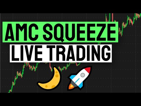 🚀LIVE AMC & GME Rapid Squeeze (100k?) CLOV & WISH Flee! Buying and selling Penny Shares (AEMD SPI BB CLNE WKHS)