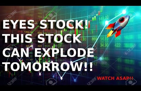 EYES Stock! THIS STOCK EXPLODED TODAY! IS IT A SHORT SQUEEZE?? WATCH FAST!