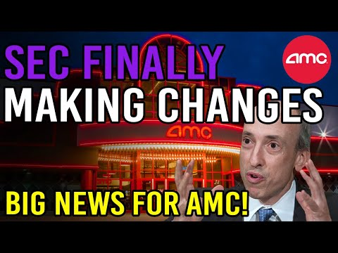 SEC IS FINALLY MAKING CHANGES! 🔥 – AMC Inventory Quick Squeeze Update