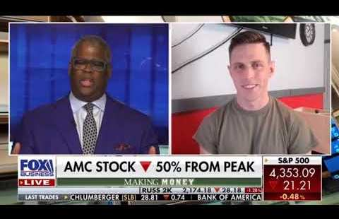 """""""Treys Trades & Charles Payne These days"""" Charles Compares AMC To Netflix's!! Expansive Interview"""