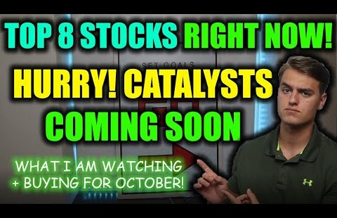 TOP 8 Squeeze STOCKS TO BUY NOW!? Stocks Situation To EXPLODE Subsequent WEEK! TOP Stocks October 2021!