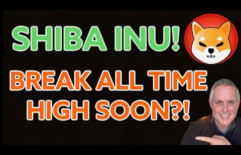 SHIBA INU – ABOUT TO PASS ITS ALL TIME HIGH?!