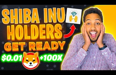 HOW SHIBA INU COIN $0.01 IS POSSIBLE!  THIS IS ONLY THE BEGINNING! WHEN THEY PANIC, WE POUNCE!