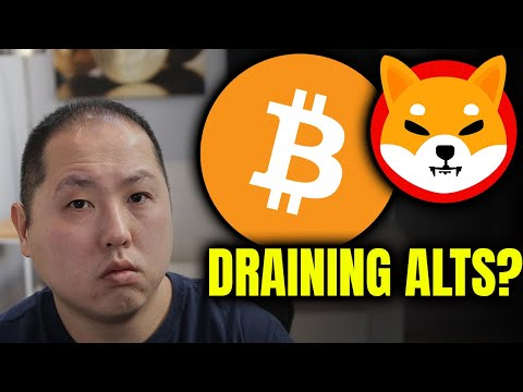 BITCOIN AND SHIBA INU PUMPS   WHAT'S GOING ON WITH ALTCOINS?
