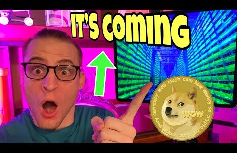 Dogecoin Miners Getting Ready For HUGE SPIKE ⚠️