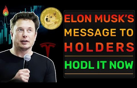 EVERY DOGECOIN HOLDER NEEDS TO KNOW WHAT ELON MUSK JUST DID!   DOGECOIN NEWS