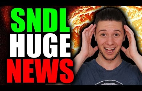 SNDL Stock THIS IS HUGE | KNOW THIS NOW