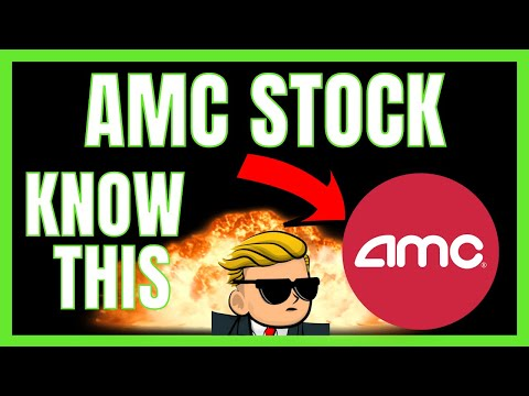 AMC STOCK SHORT SQUEEZE – KNOW THIS   GME + SNDL Stock Updates